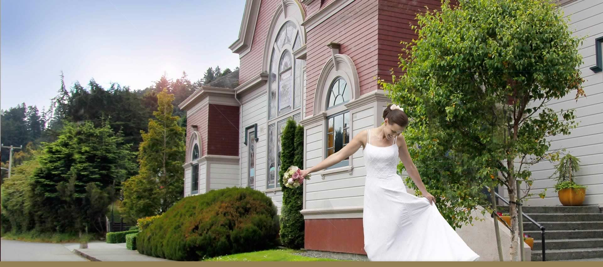 Weddings and Events at The Victorian Inn