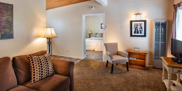 ADA room Howe Creek Suite room selection