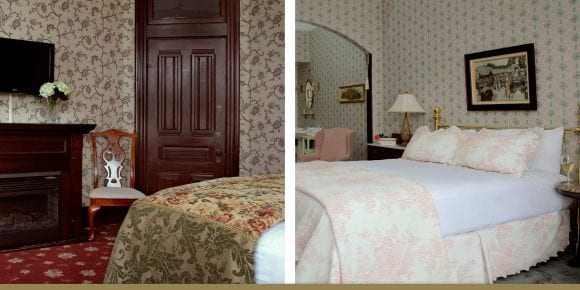 Victorian Village Suite, The Ira and Maggie Russ Rooms