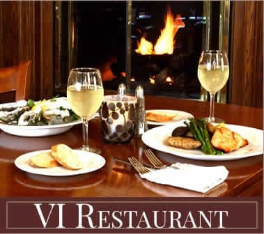 VI Restaurant - Our Victorian Inn Restaurant