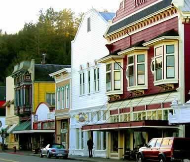 Downtown Ferndale Shops