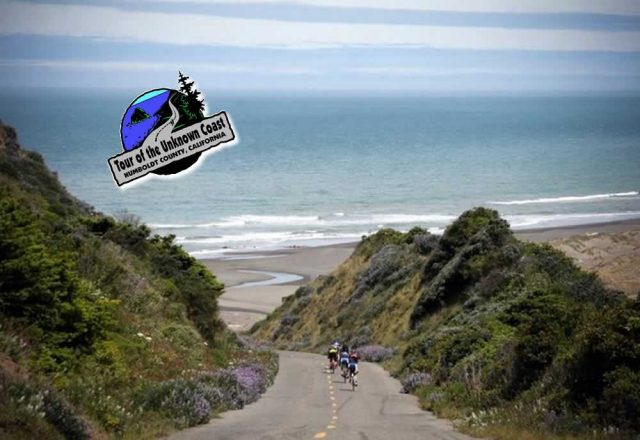 Tour of the Unknown Coast Cycling Event