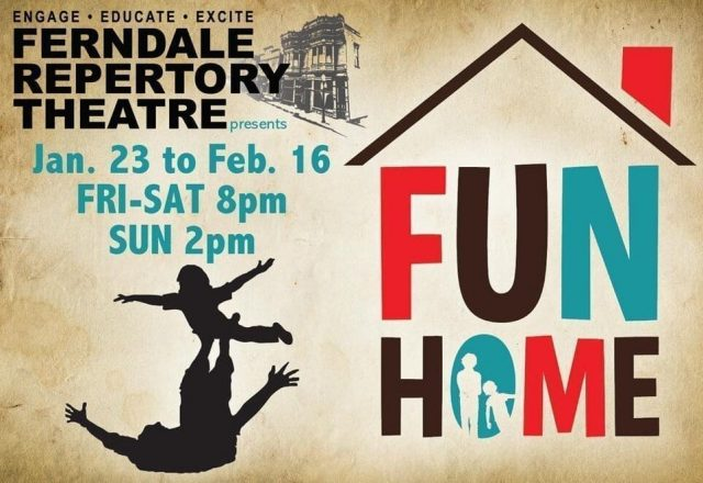 Fun Home Play at the Frendale Rep