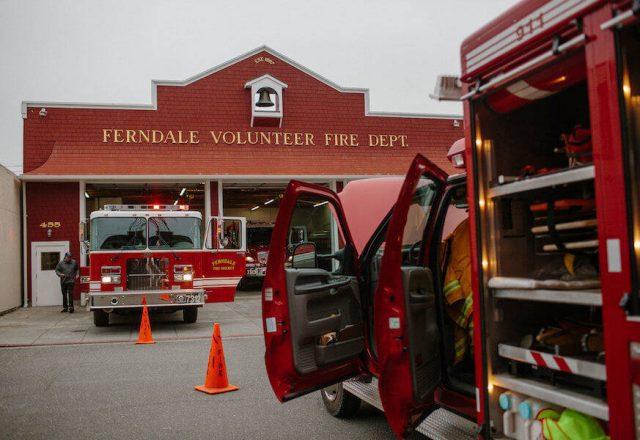 Ferndale Fire Department Firemen's Games