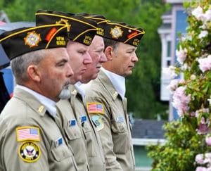 Memorial Day Honor Guard